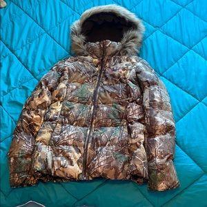 RealTree Camo Winter Jacket